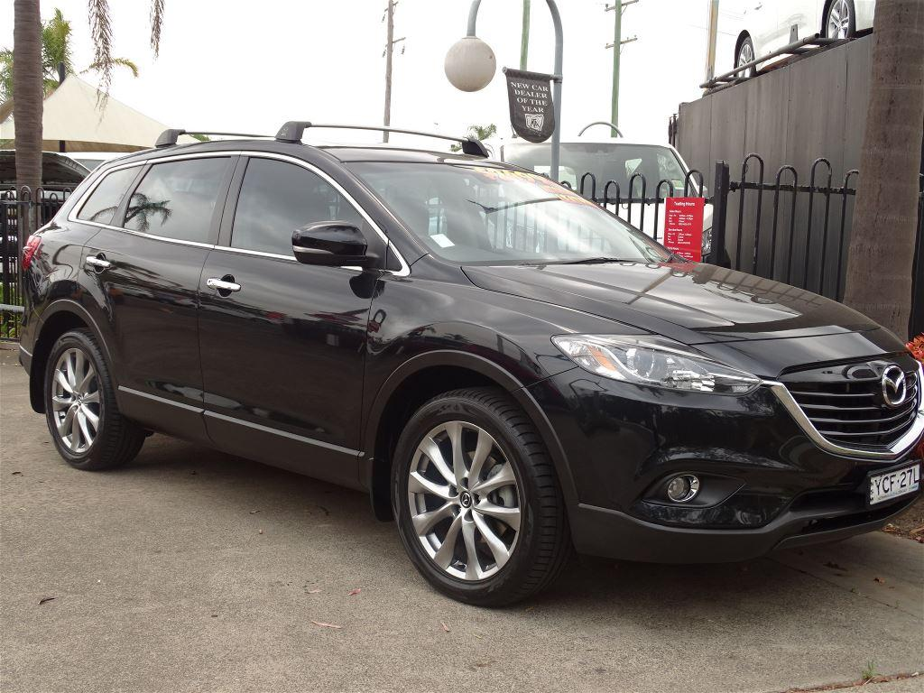 2015 Mazda CX-9 MY14 LUXURY (FWD)