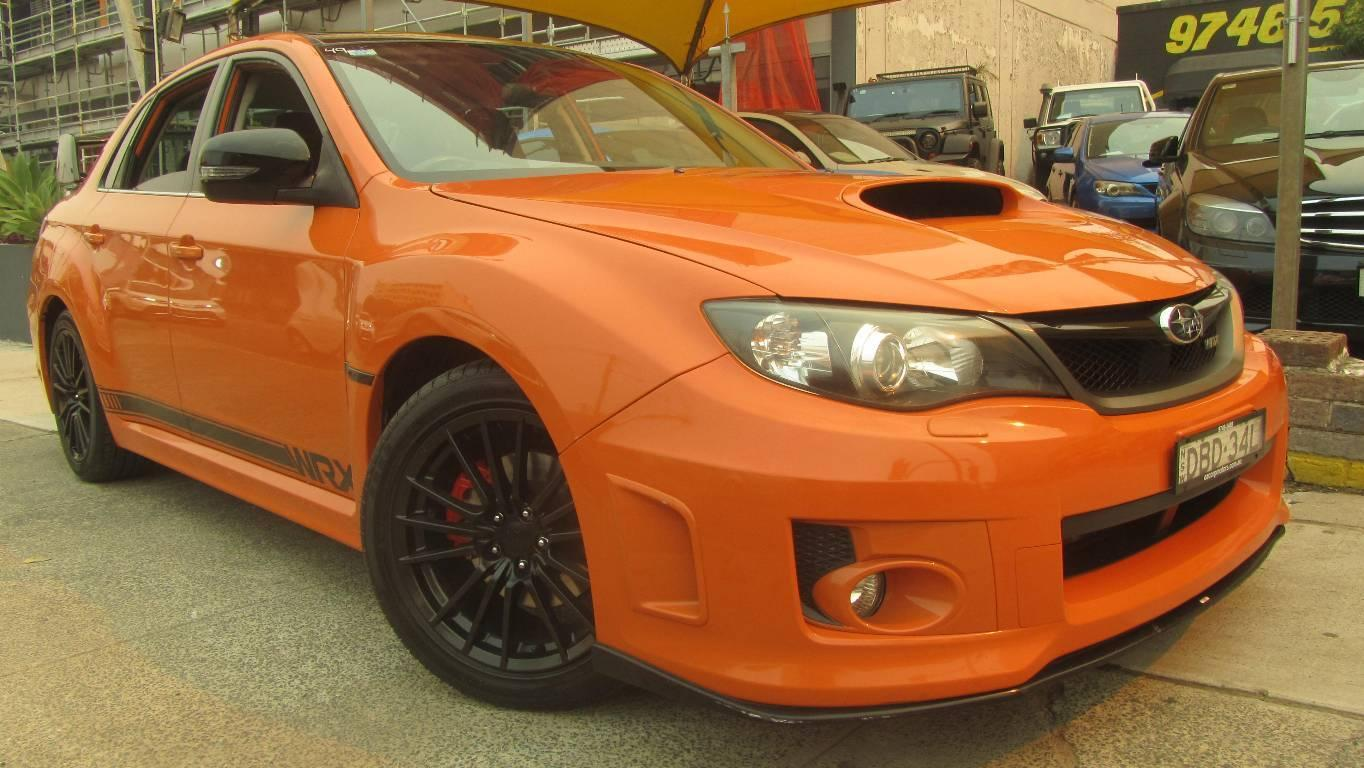 2012 Subaru WRX MY13 CLUB SPEC (AWD)