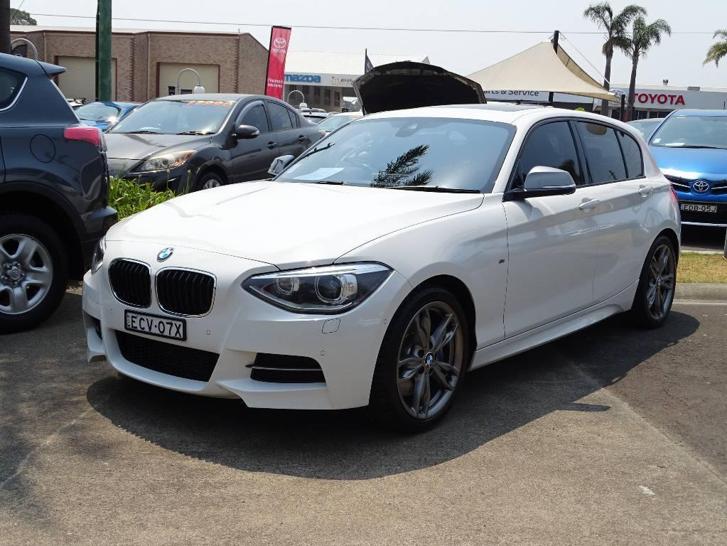 2015 BMW 135i E88 MY13 UPDATE M SPORT